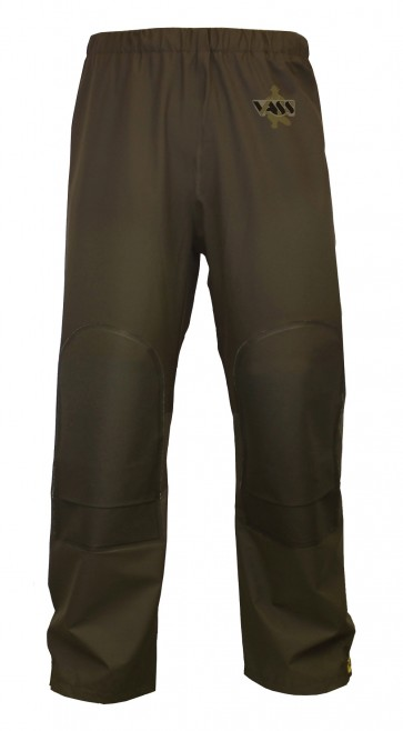 Team Vass 175 Unlined Trouser (Waterproof/Breathable) 'Khaki Edition'