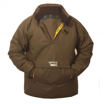 Team Vass 175 Winter Lined Smock Khaki Edition
