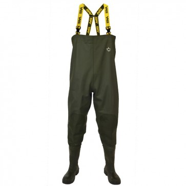 Vass-Tex 700 S5 Reinforced Safety Chest Wader