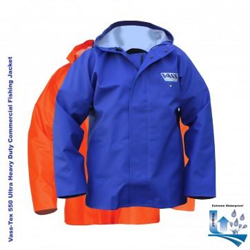 Vass-Tex 550 Extreme Waterproof Jacket