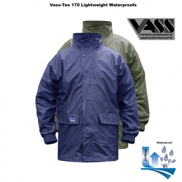 Vass-Tex 170 Performance Lightweight Waterproof Jacket