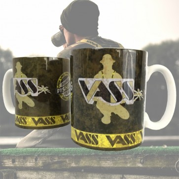 Vass Fishing Culture Ceramic Mug