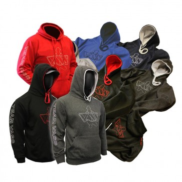 New 'Team Vass' edition two colour hoody