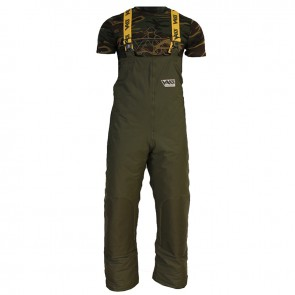 Team Vass 175 'Khaki Edition' Lightweight, Breathable Waterproofs Bib and Brace