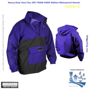 Heavy Duty Vass-Tex 350 Team Vass Edition 3 Smock