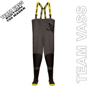 Team Vass 700 Edition Chest Wader