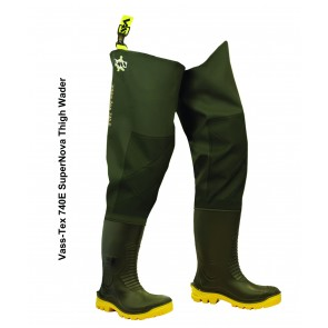 Vass-Tex 740 'SuperNova' Thigh Wader Edition