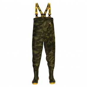 Vass-Tex 800 Camouflage Chest Wader
