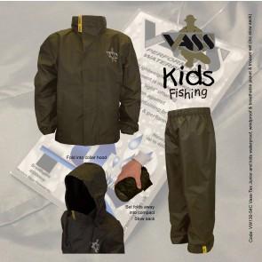 Vass Kids & Junior Jacket & trouser set (lightweight & waterproof/breathable)