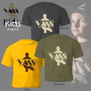 Vass Kids Fishing T-Shirt