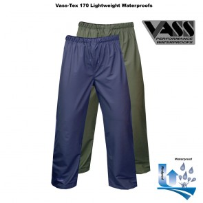 Vass-Tex 170 Performance Lightweight Waterproof Trouser