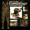 Vass-Tex 355 'Lightweight' Camouflage Waders