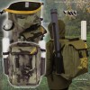 Vass Dry Fishing Ruck Sack 'Edition 3' – Camouflage Edition