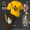 'Vass Kids Fishing' T-Shirt inc Vass printed strap (Junior sizes also available)