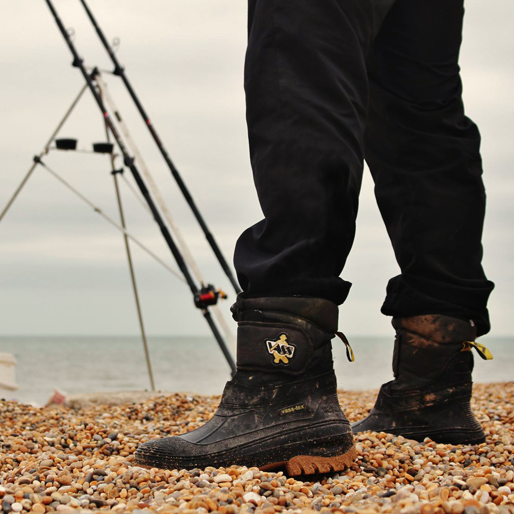 WADING BOOT VASS FLEECE LINED  BOOT FISHING