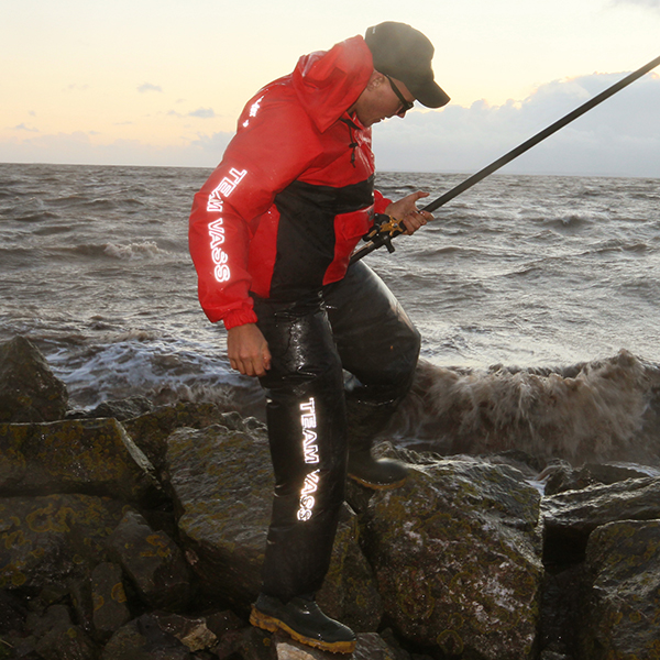 Vass Waterproof Fishing Clothing