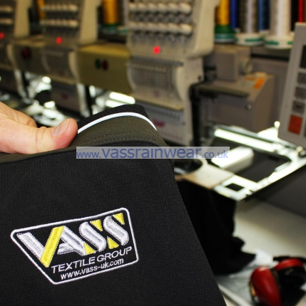 Embroidery Printing for Clubs and Teams